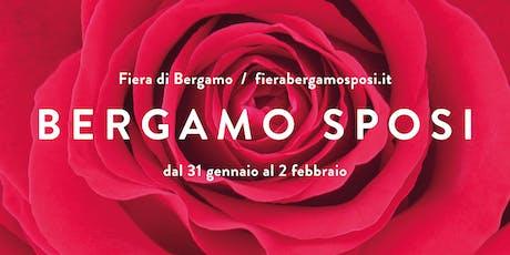 Bergamo Sposi 2020 biglietti