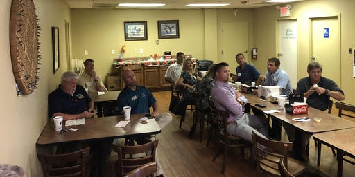 Columbia Industrial Networking Lunch - November 2019