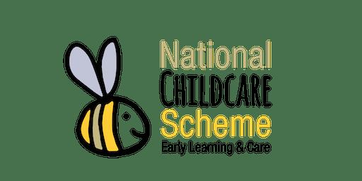 National Childcare Scheme Training - Phase 2 -(GCC Office)