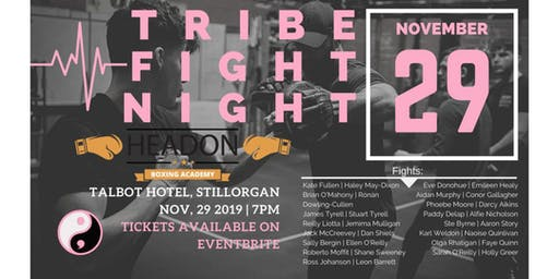 Tribe Fight Night
