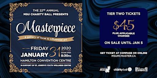 Charity Ball 2020: Masterpiece