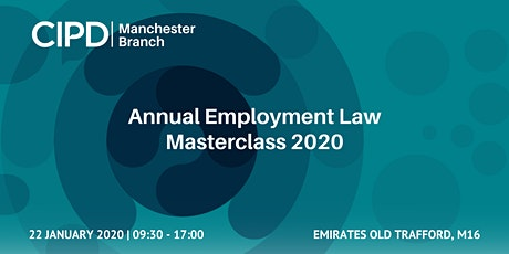 Annual Employment Law Masterclass 2020 tickets