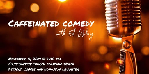 A Night of Comedy with Ed Wiley