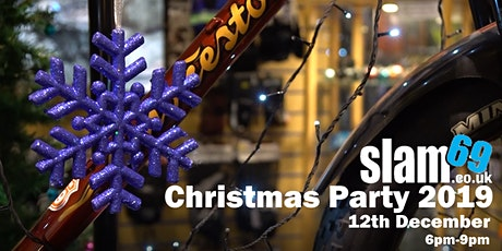 Slam 69 Christmas Party tickets