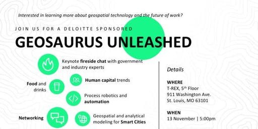 Geosaurus Unleashed: Technology and Human Capital Trends