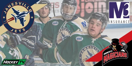 FRIDAY Salute to Service: Nov 8th Jets vs. Magicians