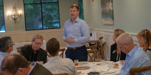 Charleston ING Networking Lunch - November 2019
