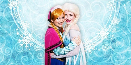Family Lunch with Frozen's Anna & Elsa tickets