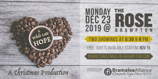 A Whole Latte HOPE - A Christmas Production