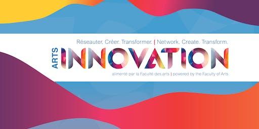 Arts Innovation 2019
