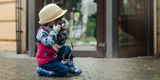 Intro to Photography 4th-7th Grade *7 week mini-session* Starts Oct 29th