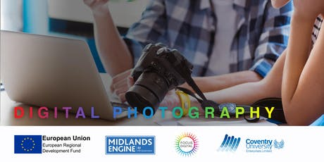 Focus Digital - Digital Photography Workshop tickets