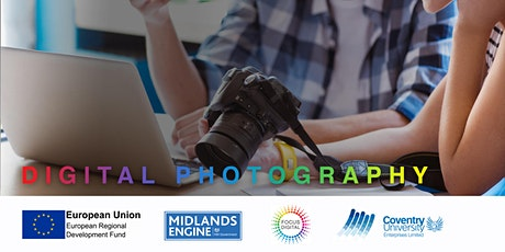 Focus Digital - Digital Photography Workshop - (CANCELLED) tickets