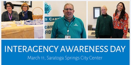 Interagency Awareness Day 2020
