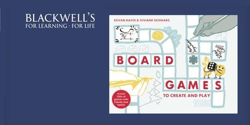 How to Make a Board Game with Viviane Schwarz