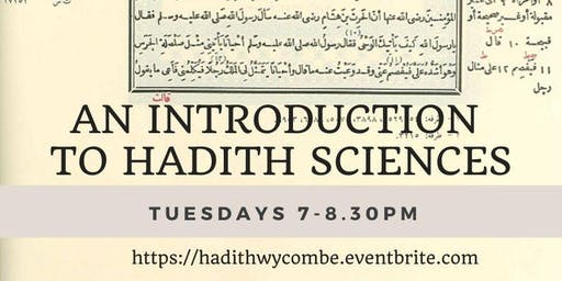 An Introduction to Hadith Sciences