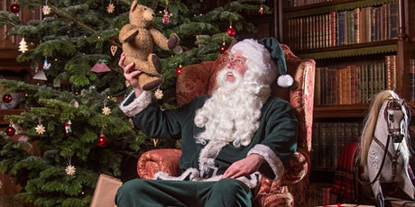 SOLD OUT-Father Christmas visits Knightshayes: 14 &15 December tickets