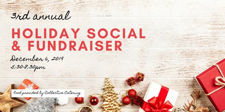 Black Funders of St. Louis 3rd Annual Holiday Social and Fundraiser tickets