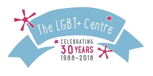 Pre-demolition LGBT+ Centre discovery walk