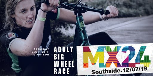 2019 MainX24 Adult Big Wheel Race