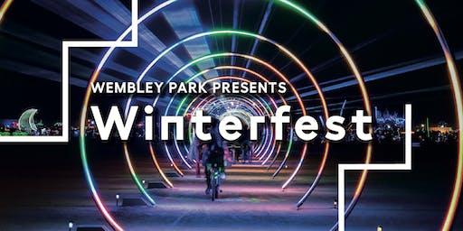 Wembley Park's Winterfest - The Big Switch On