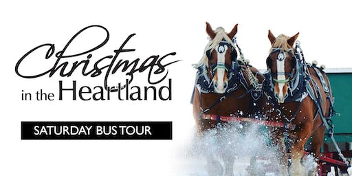 Christmas in the Heartland 2019 Bus Tour