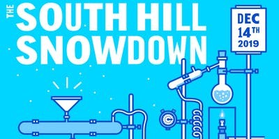 South Hill Snowdown feat South Hill Banks, The Grass is Dead, and more!