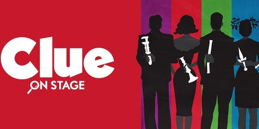 Clue | on Stage |  by BMHS Players