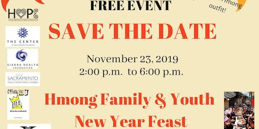 Hmong Family and Youth New Year Feast