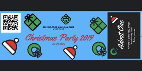 Xmas Party - Bike Doctor Kids Club tickets