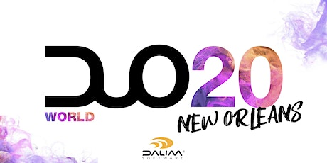 DUO World 2020 tickets
