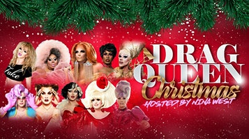 """A Drag Queen Christmas"""