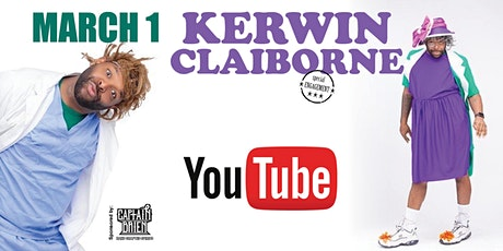 Comedian Kerwin Claiborne Live In Naples, FL Off the hook comedy club tickets