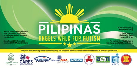 ASP Angels Walk for Autism 2020 tickets