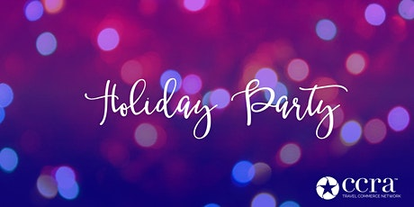 CCRA Southern NJ Area Chapter Meeting Holiday Party tickets