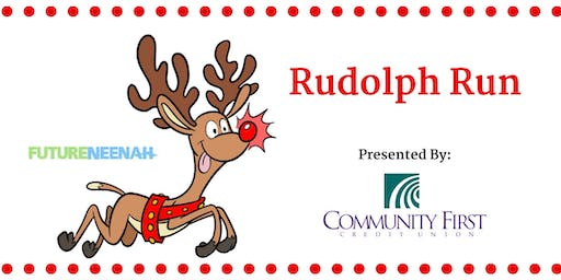 Rudolph Run Presented by Community First Credit Union