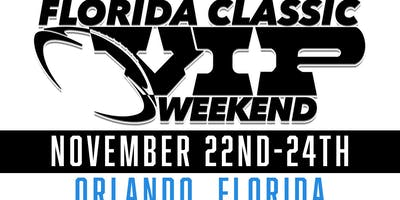 FLORIDA CLASSIC VIP WEEKEND 2019