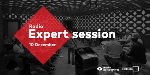 Expert session: How to Make Great Radio