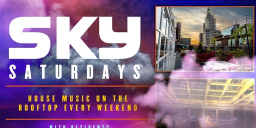 Sky Saturdays at The Rooftop