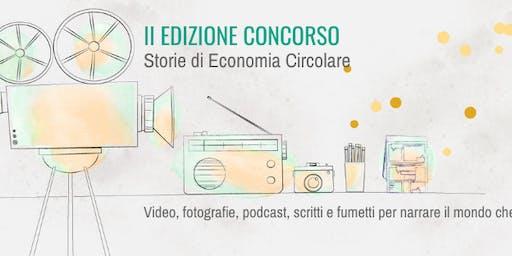 II° EDIZIONE CONCORSO A PREMI STORIE DI ECONOMIA CIRCOLARE