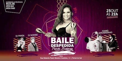 BAILE DE DESPEDIDA | Priscila Barkmann