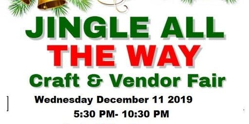 Jingle All the Way Craft & Vendor Fair