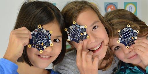 Austin Coding Academy | Program & Take-Home Your Own Micro:bit (Age 9-14) |