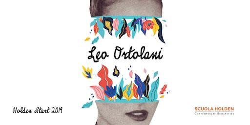 Leo Ortolani a Holden Start 19