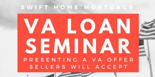Realtor Seminar - Presenting a VA Offer Sellers Will Accept