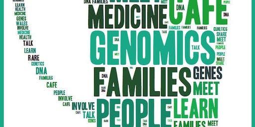 Public Genomics Cafe -  Carmarthen