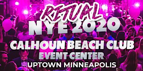 RITUAL NYE - 2020 New Years Eve Party Minneapolis MN