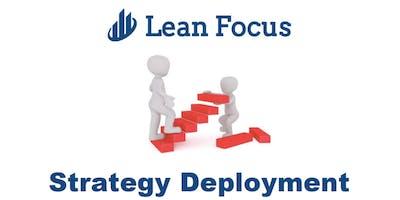 Lean Transformation Academy - Strategy Deployment (1/16/20-1/17/20)
