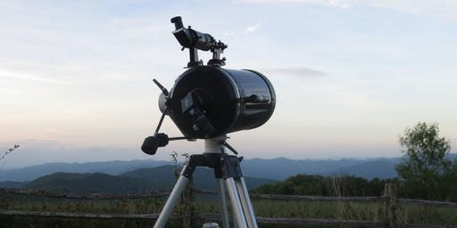 Stargazing in Great Smoky Mountains National Park