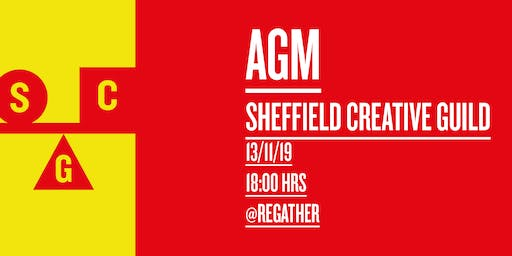 Sheffield Creative Guild Annual General Meeting